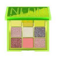 پالت سایه نئونی هدی بیوتی کد ۰۱ جلد سبز