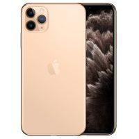 گوشی موبایل آیفون طرح اصلی مدل iPhone 11 Pro Max - رنگ طلایی