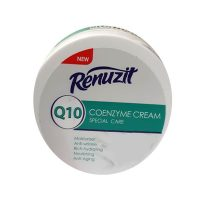 کرم مرطوب کننده رینوزیت حاوی Coenzyme Q10حجم ۲۰۰ میلی لیتر