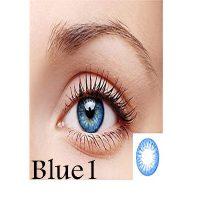 لنز رنگی چشم لاکی لوک مدل Blue1