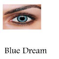 لنز رنگی چشم لاکی لوک مدل Blue Dream