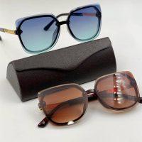عینک آفتابی بلوکات فریم سبک مدل گربه ای