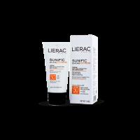 کرم ضد آفتاب و ضد لک لیراک +SPF50 مدل سانی فیک ۵۰ میلی لیتر