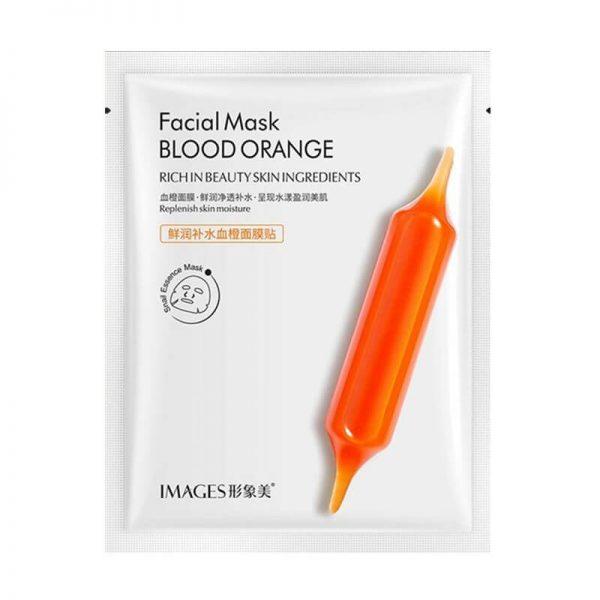 ماسک ورقه ای پرتقال خونی ایمیجز